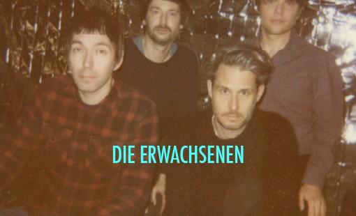NEUE SINGLE: DIE ERWACHSENEN (DAS VIDEO)