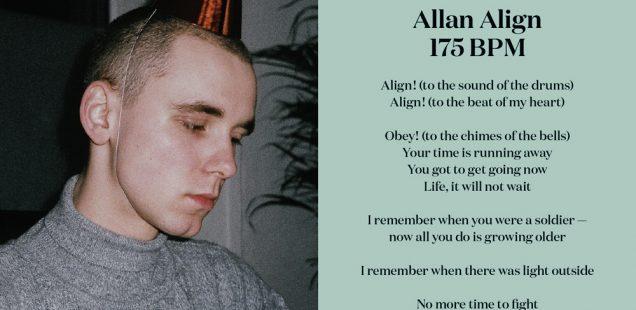 Drangsal - Allan Align