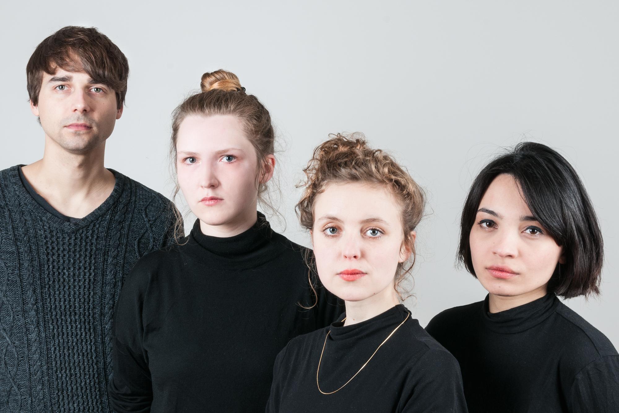 VLNR: Philipp Wulf, Stella Sommer, Sonja Deffner, Hanitra Wagner